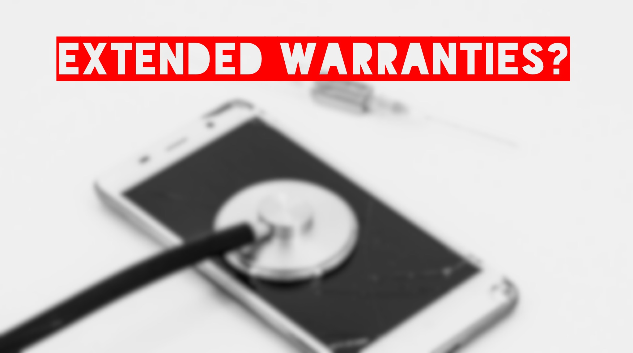 Are Extended Warranties Bad?